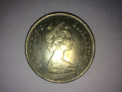 Queen Elizabeth II 1981 Royal Wedding Coin