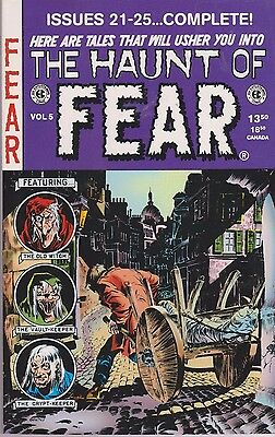 The Haunt Of Fear Vol 5, Issues 21-25 Complete, 1996 Softback