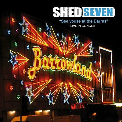 Shed Seven(Vinyl LP)See Youse At The Barras-Secret-SECLP160-UK-2017-M/M