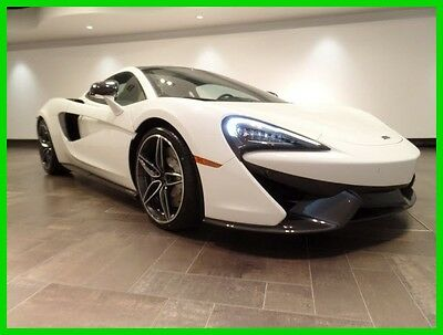 2017 McLaren Other Base Coupe 2-Door ***FREE SHIPPING RARE PRE-OWNED 570GT!!! CARBON FIBER INTERIOR AND EXTERIOR PKGS