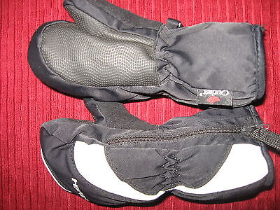 New without tags HEAD Mittens Small Plush Liner easy zip access
