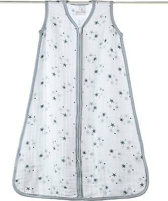 Aden + Anais CLASSIC SLEEPING BAG TWINKLE Baby Bedding 100% Cotton Muslin BN