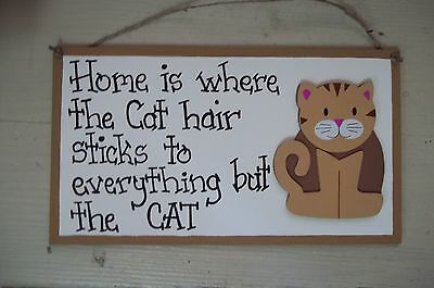 home where cat hair sticks to everything but cat tan country cuties handcrafted