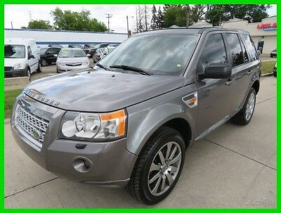 2008 Land Rover LR2 HSE 2008 HSE Used 3.2L I6 24V Automatic AWD SUV Premium clean clear title carfax we