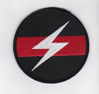 Throbbing Gristle Coil Monte Cazazza Coum Transmissions Psychic TV Patch