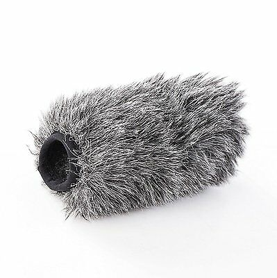 Saramonic Furry Outdoor Microphone Windscreen for the  MixMic NV5 Shotgun Mic