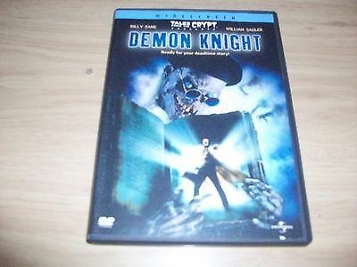 Horror Movie: Tales From The Crypt: Demon Knight!! Used & In Excellent Cond!