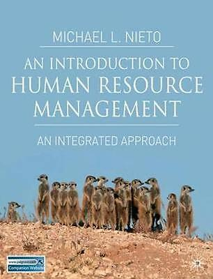 an introduction to the overview of human resource management This introductory essay provides an overview, as well as a reassessment, of current theory, practice and ongoing research in human resource management 'with chinese characteristics.