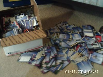 Over 2,200 Star Wars Trading Cards From 2006