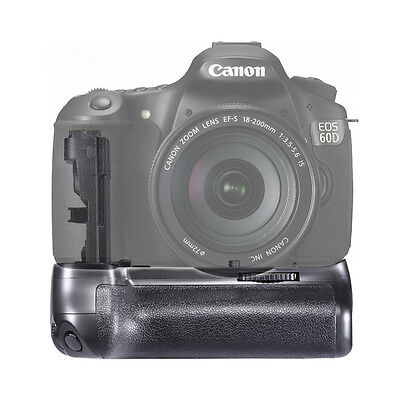 Neewer Pro Vertical Battery Grip for Canon EOS 60D Digital SLR Camera