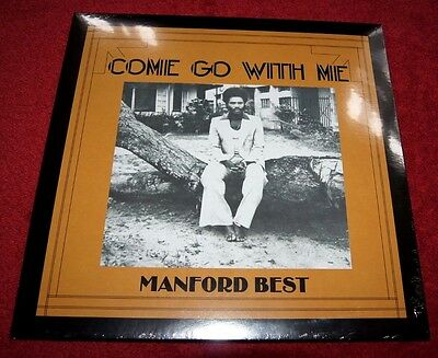 """Manford Best """"come Go With Me"""" Pmg Lp Reissue Boogie Disco Funk Lp New!"""