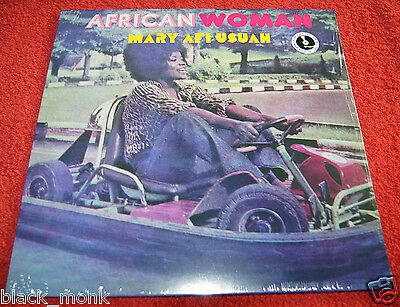 MARY AFI USUAH African Woman PMG LP AFROBEAT FUNK DISCO NEW&SEALED