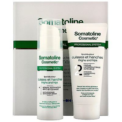 Somatoline Cosmetic Professional Liporeducing System For Thighs And Hips