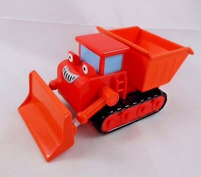 """Bob the Builder Muck Vehicle Talks 3"""" Tall Learning Curve"""