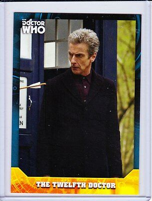 Doctor Who Signature Series Trading Cards Base Card Selection