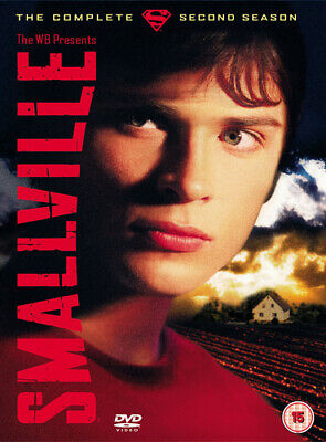 Smallville: The Complete Second Season DVD (2004) Tom Welling