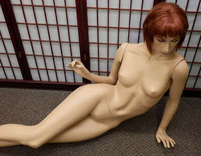 Reclining Realistic Hindsgaul Complete MANNEQUIN Vtg Female