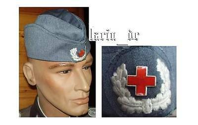 DDR Deutsches Rotes Kreuz Mütze East German Red Cross hat croix rouge calot