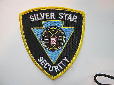 RARE Silver Star Casino Security Dept. Choctaw, Mississippi