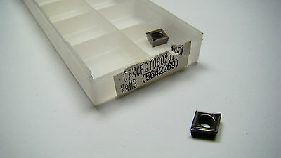 NTK Cermet Turning Inserts CPGT21.508FN(AM3) C7X Qty 2 -0293E1832