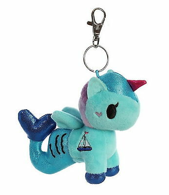 Aurora Tokidoki Mermicorno Plush Clip-On Figure - Marina