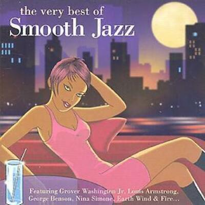 Various Artists : The Very Best of Smooth Jazz CD 2 discs (2002) Amazing Value