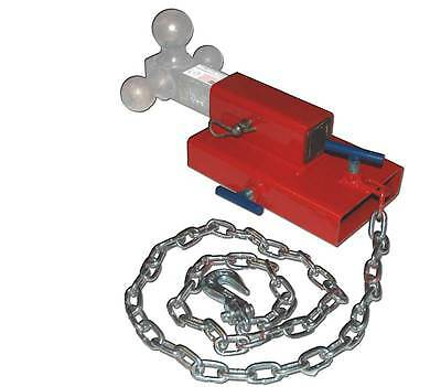 Forklift  Receiver Trailer 1CJR Forklift Hitch attachment Towing Trailer adapter