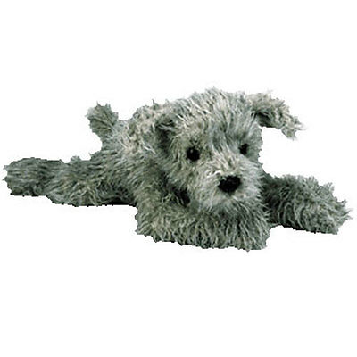 TY Classic Plush - RAGS the Dog (15.5 inch) - MWMTs Stuffed Animal Toy