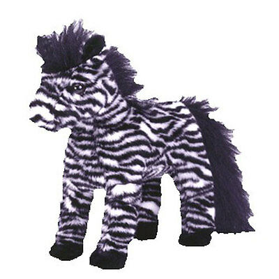 TY Classic Plush - SERENGETI the Zebra (10.5 inch) - MWMTs Stuffed Animal Toy
