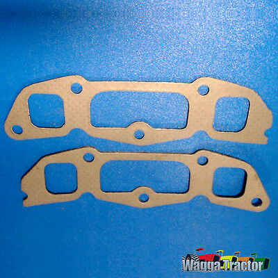 MGK3506 Manifold Gasket Fordson Power Super Major Tractor w bolt holes staggered