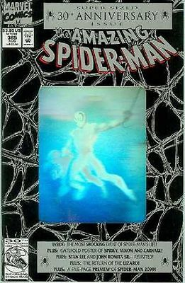Amazing Spiderman # 365 (hologram on cover, 84 pages) (USA,1992)