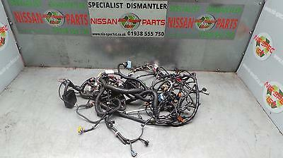 Nissan Qashqai J10 06-13 Engine Bay Wiring Loom 24011 Bb04A
