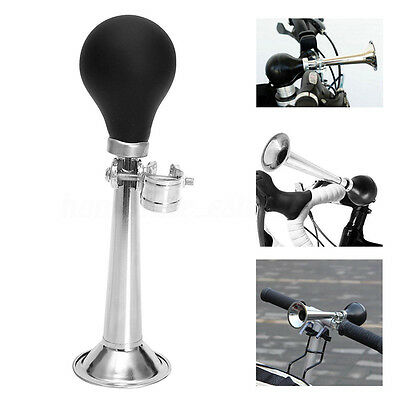 Chopper Bicycle Bike Retro Metal Air Horn Hooter Bell Rubber Squeeze vintage DIY