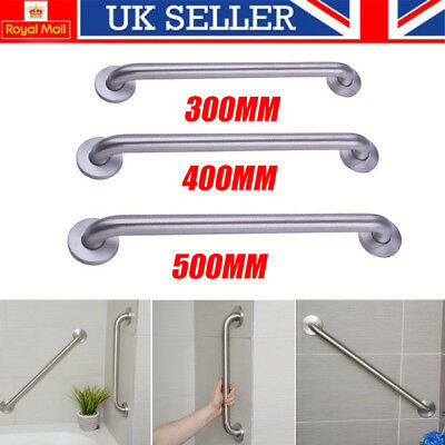 Towel Holder Stainless Steel Bathroom Rack WC Mobility Hang Rail Disability Aids