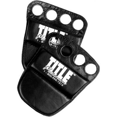 Title Boxing Platinum Extended Training Knuckle Guards - Black