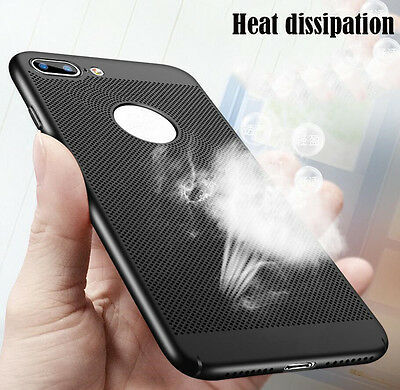 Ultra Thin Slim Matte Hard Back Case Cover For Apple iPhone SE 5 6 6s 7 Plus New