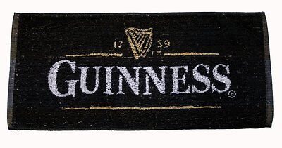 Guinness Cotton Bar Towel 525mm x 250mm (pp)