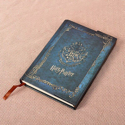 New Harry Potter Vintage Diary Planner Journal Book Agenda Notebook Notepad Toy