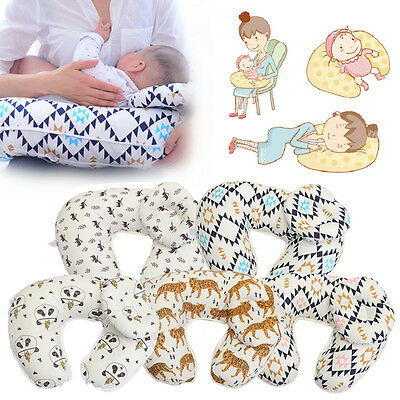 Removable Pregnancy Maternity Mom Baby Nursing Support Breast Feeding Pillow