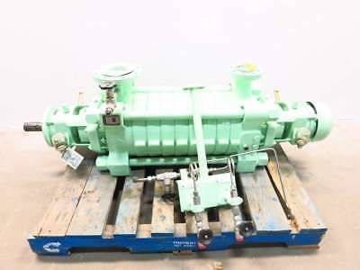 Sulzer MC 50-220/8 8-stage High Pressure Pump 2x4 47m3/h