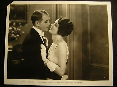MARY ASTOR HOLIDAY 30s VINTAGE PHOTO 48L