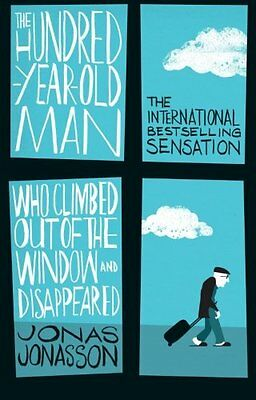 The Hundred-Year-Old Man Who Climbed Out of the Window and Disappeared,Jonas Jo