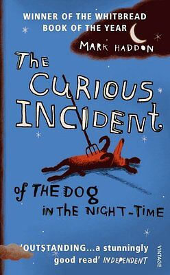 The Curious Incident of the Dog in the Night-time,Mark Haddon
