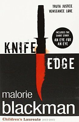 Knife Edge,Malorie Blackman- 9780552548922