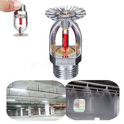 68℃ ZSTX-15 Pendent Fire Sprinkler Head Water Sprayer For Fire System Protection