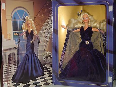 Barbie 1995 Society Style Collection Sapphire Dream Limited Edition Nrfb