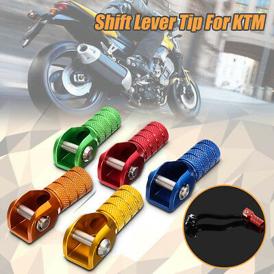 Gear Shifter Shift Lever Pedal Tip For KTM Motocross Enduro MX EXC XC SX EXCF