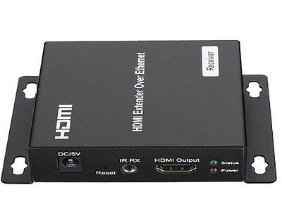 Mirage HDMI 1080p Over IP (HDIP) Receiver up to 384 ft