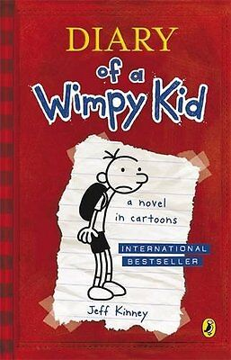 Diary of a Wimpy Kid (Book 1),Jeff Kinney