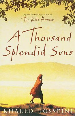 A Thousand Splendid Suns,Khaled Hosseini- 9780747582977